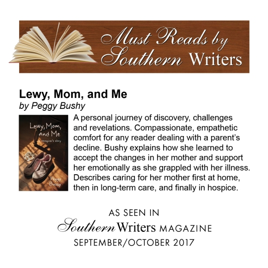 Peggy Bushy SW Sept 2017